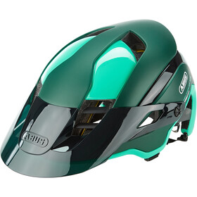 ABUS Montrailer ACE MIPS Kask MTB, smaragd green
